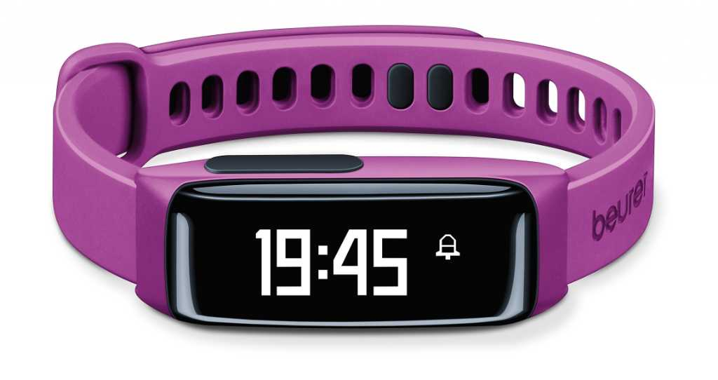 Beurer AS 81 Fioletowy Smartband