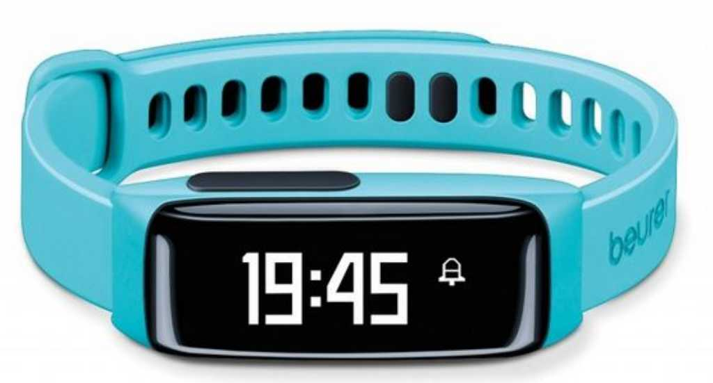 Beurer AS 81 Turkusowy Smartband