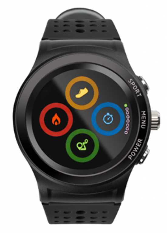Acme SW301 HR Smartwatch