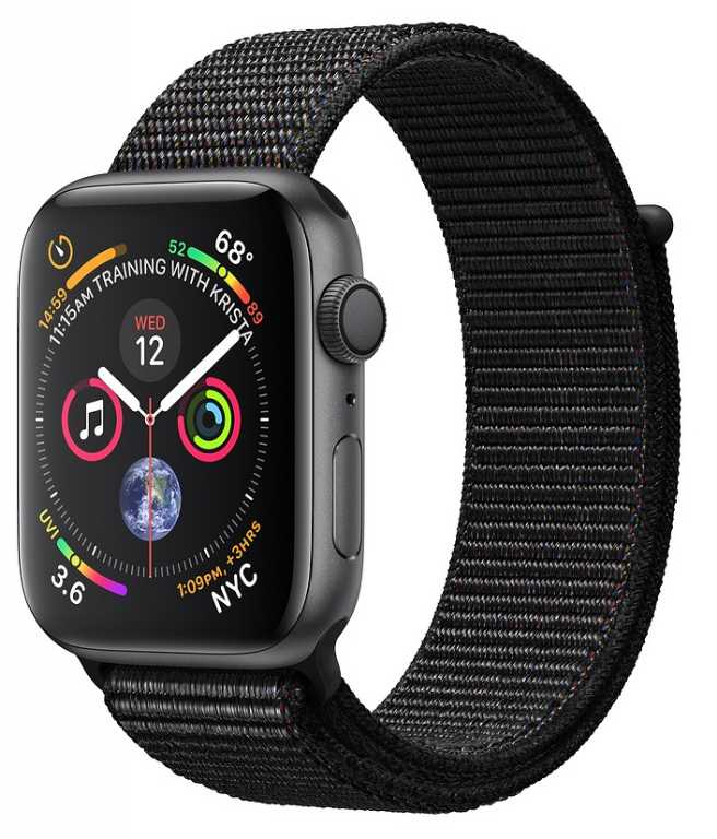 Apple Series 4 44 mm Smartwatch