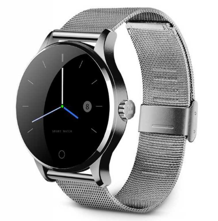Overmax TOUCH 2.5 SREBRNY Smartwatch