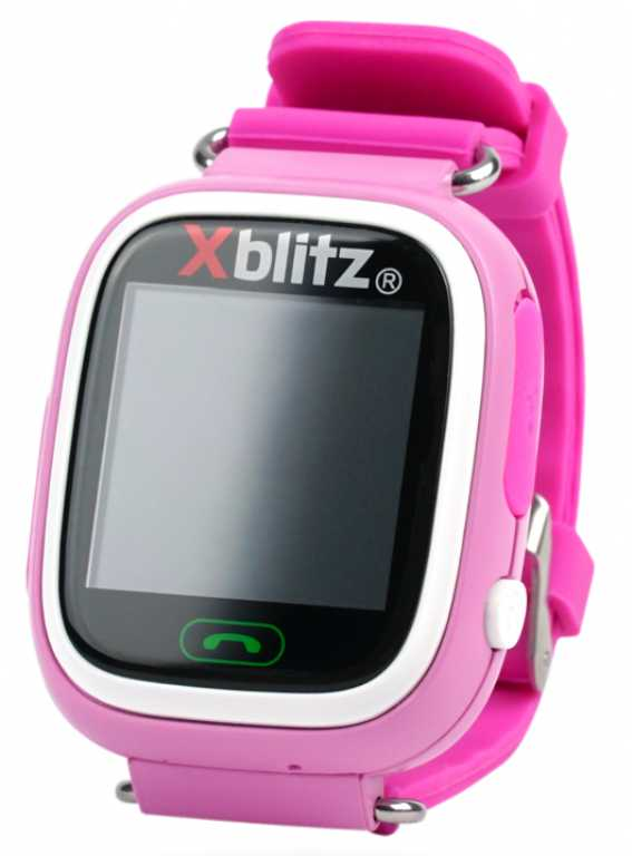 Xblitz Kids Watch GPS Love Me Smartwatch