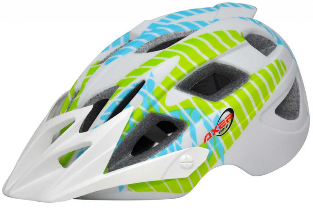 Axer bike Setto Green In Mold (rozmiar S) Kask rowerowy