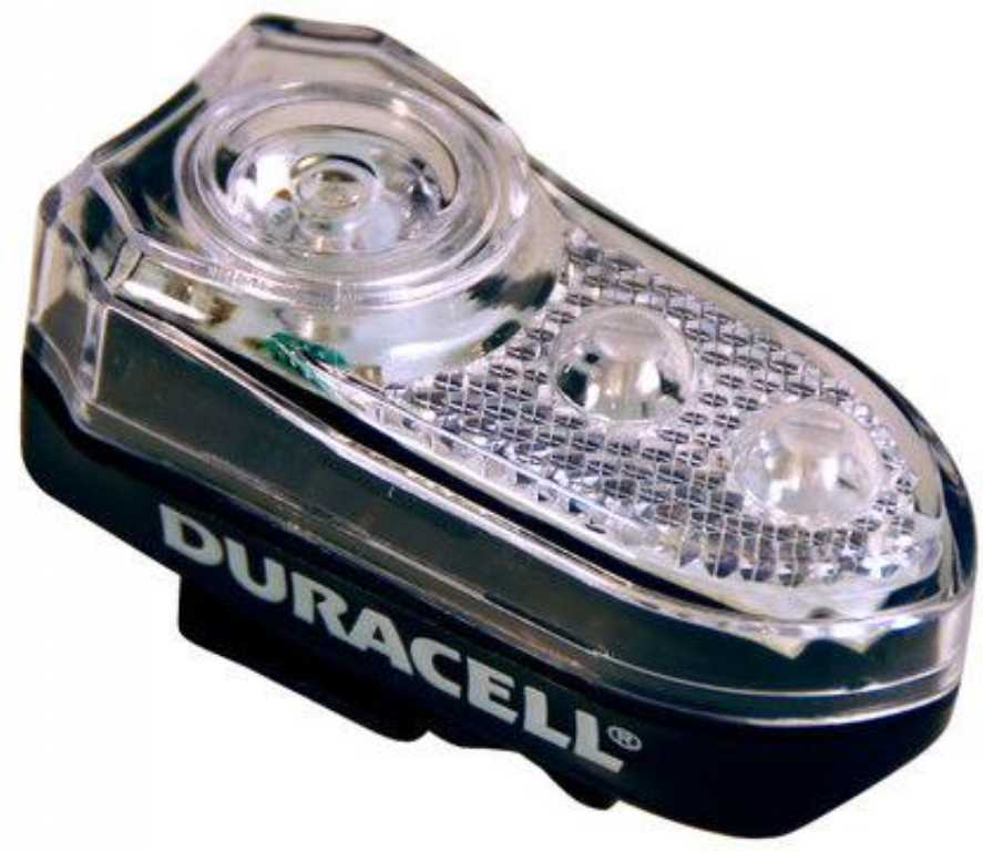 Duracell F02 LED