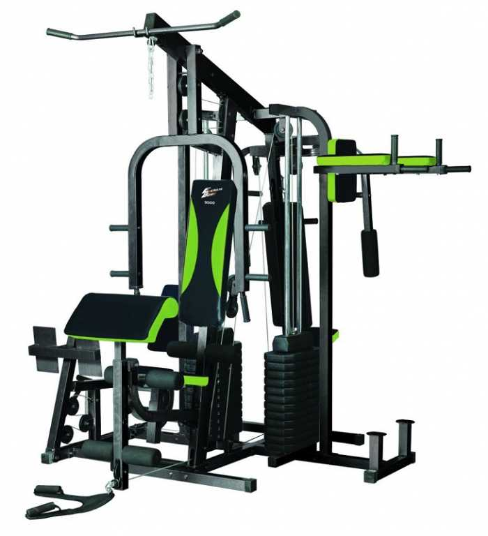 Eb fit 9000 Atlas treningowy