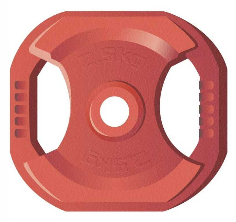 Spokey BODY PUMP 2.5 KG