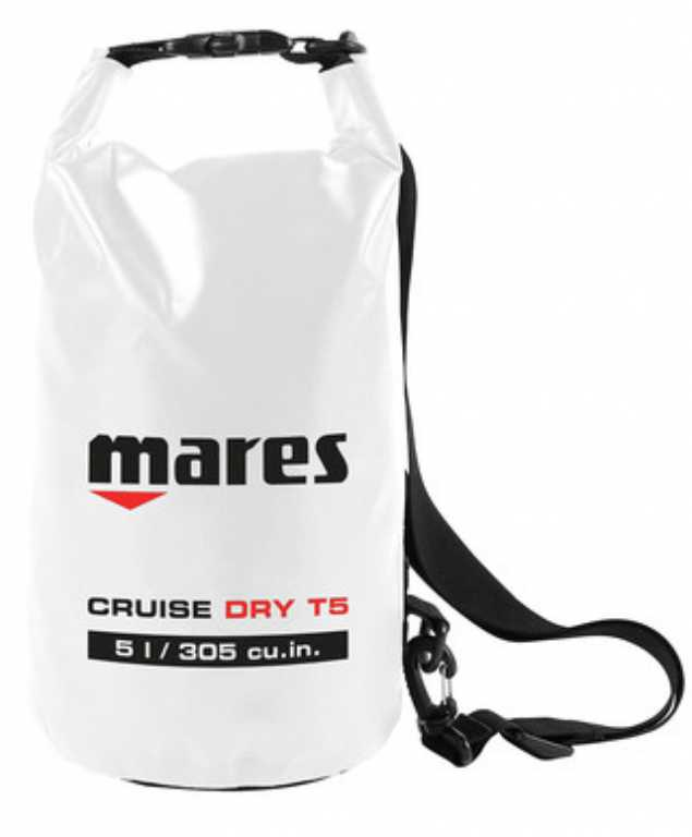 Mares Cruise Dry T5 WH 415455 Biały