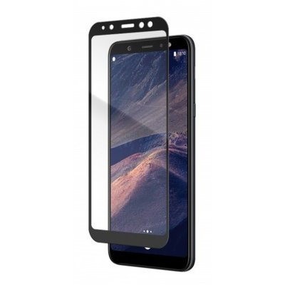 Szkło THOR Glass Full Screen do Samsung Galaxy A6 (2018) Czarny
