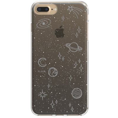 Etui FLAVR iPlate Cosmic Happenings do Apple iPhone 6 Plus/7 Plus/6s Plus/8 Plus Wielokolorowy (30020)