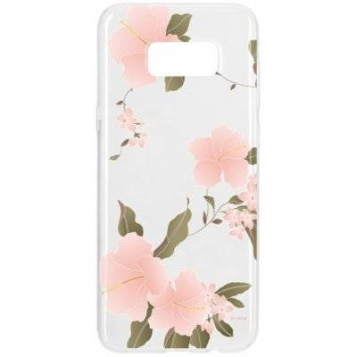 Etui FLAVR iPlate Hibiscus Galaxy S8 Plus (28693)