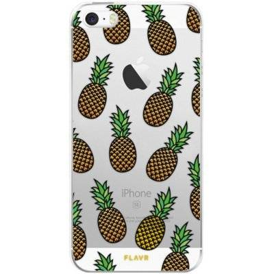 Etui FLAVR iPlate Pineapples do Apple iPhone 5/5s/SE Wielokolorowy (27093)