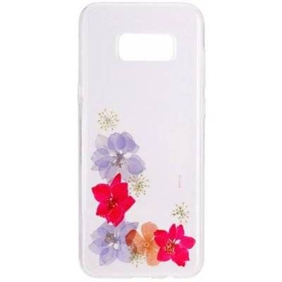 Etui FLAVR iPlate Real Flower Amelia do Samsung Galaxy S8 Plus Wielokolorowy (28686)