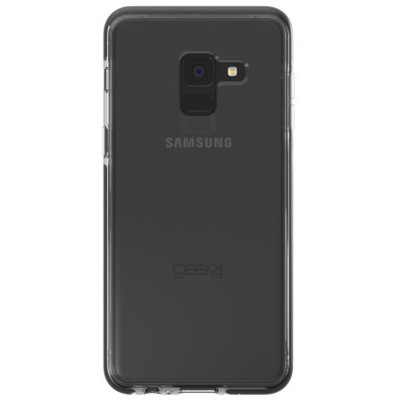 Etui GEAR4 Piccadilly do Samsung Galaxy A8 (2018) Czarny