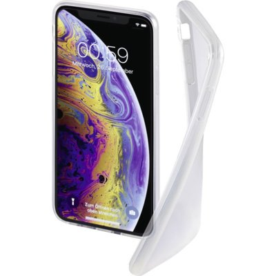 Etui HAMA Crystal Clear do Apple iPhone Xs Przezroczysty