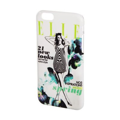 Etui HAMA Elle Spring Feeling do Apple iPhone 6 Biały