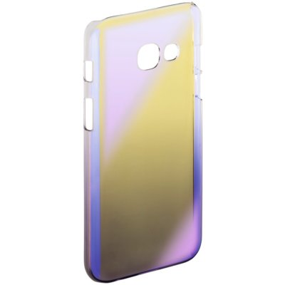 Etui HAMA Mirror do Samsung Galaxy A3 (2017) Żółto-purpurowy