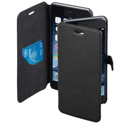 Etui HAMA Prime Line do Apple iPhone Plus 6/6s Czarny