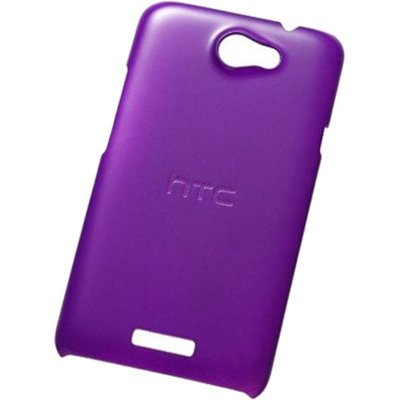 Etui HTC HC C702 do HTC One X/HTC Desire Z Fioletowy