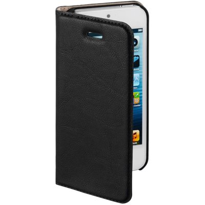 Etui na smartfon HAMA Guard Case Booklet do Apple iPhone 5/5S/SE Czarny