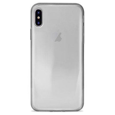 Etui na smartfon PURO 0.3 Nude do Apple iPhone XR Przezroczysty IPCX6103NUDETR