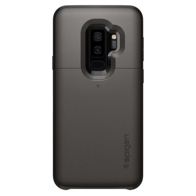Etui na smartfon SPIGEN Slim Armor CS do Samsung Galaxy S9 Szary 592CS22862