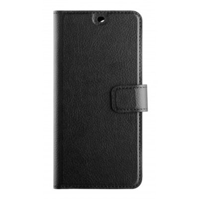 Etui na smartfon XQISIT Slim Wallet Selection do Honor 10 Czarny 32782