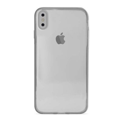 Etui PURO 0.3 Nude do Apple iPhone X Przezroczysty IPCX03NUDETR