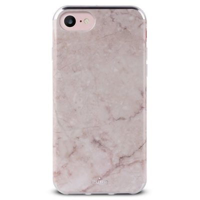 Etui PURO Marble Cover do Apple iPhone 6/6s/7 Portogallo Pink IPC747MARBLEPNK