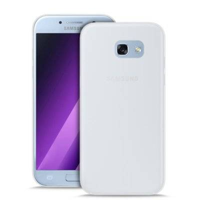 Etui PURO Ultra Slim Cover do Samsung Galaxy A5 (2017) + Folia Przezroczysty
