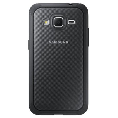Etui SAMSUNG Protective Cover do Galaxy Core Prime Czarny