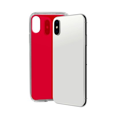 Etui SBS Glue Case do Apple iPhone X/XS Czerwony