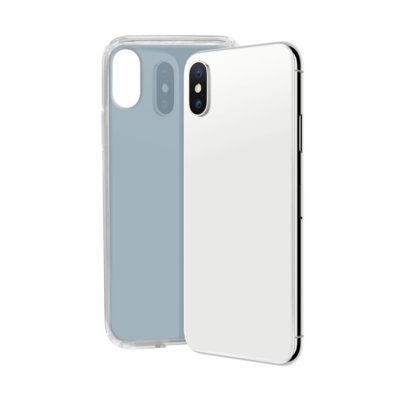 Etui SBS Glue Case do Apple iPhone X/XS Jasny szary