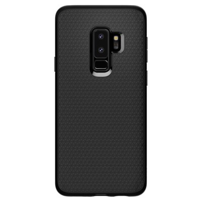 Etui SPIGEN Liquid Air Galaxy S9 Plus Czarny