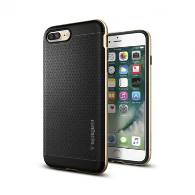 Etui SPIGEN Neo Hybrid do iPhone 7 Plus Złoty