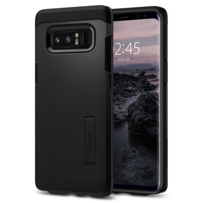 Etui SPIGEN Tough Armor do Samsung Galaxy Note 8 Czarny