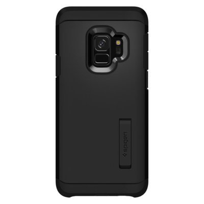 Etui SPIGEN Tough Armor do Samsung Galaxy S9 Czarny
