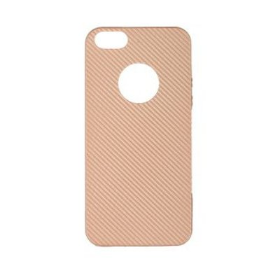 Etui WG Azzaro TPU Fiber do Apple iPhone 5 Złoty WINFIBIP5G