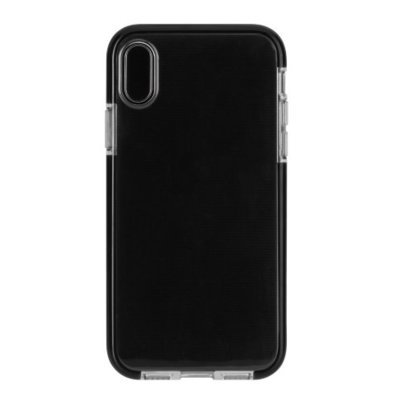 Etui XQISIT Mitico do Apple iPhone X Czarny 30005
