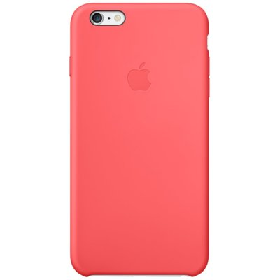 Pokrowiec APPLE iPhone 6 Plus Silicone Case Różowy