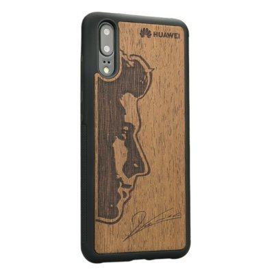 Etui BEWOOD Robert Lewandowski do Huawei P20