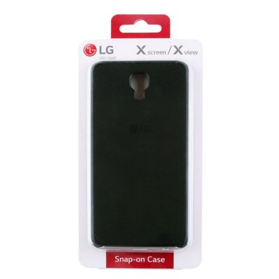 Etui LG Slim Guard Case CSV-210 X Screen Czarny