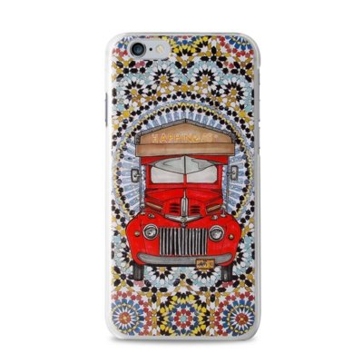 Etui PURO Happiness Cuba Car do iPhone 6