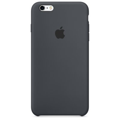 Silikonowe etui APPLE do iPhone 6s Plus Grafitowy MKXJ2ZM/A