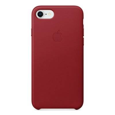 Skórzane etui do APPLE iPhone 8 / 7 (PRODUCT)RED MQHA2ZM/A