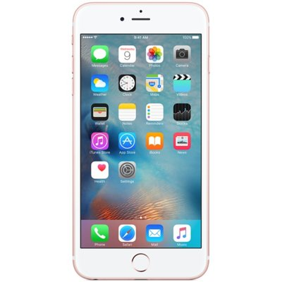 Smartfon APPLE iPhone 6s Plus 32GB Różowe złoto