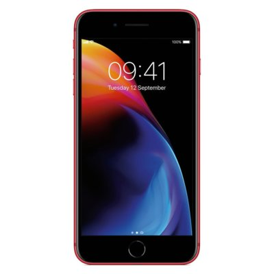 Smartfon APPLE iPhone 8 Plus 64GB (PRODUCT)RED MRT92PM/A