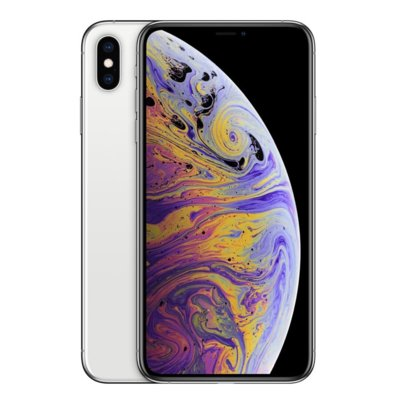 Smartfon APPLE iPhone XS Max 64GB Srebrny MT512PM/A