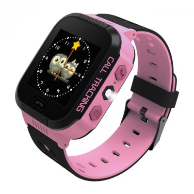 SmartWatch ART Watch Phone Go Flashlight Pink SGPS-02P