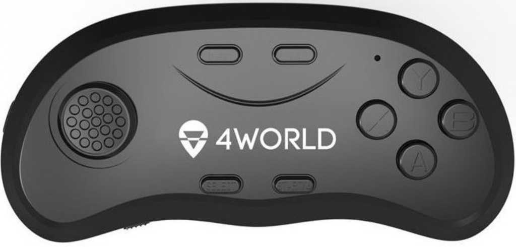 4world Bluetooth/Gamepad 10298