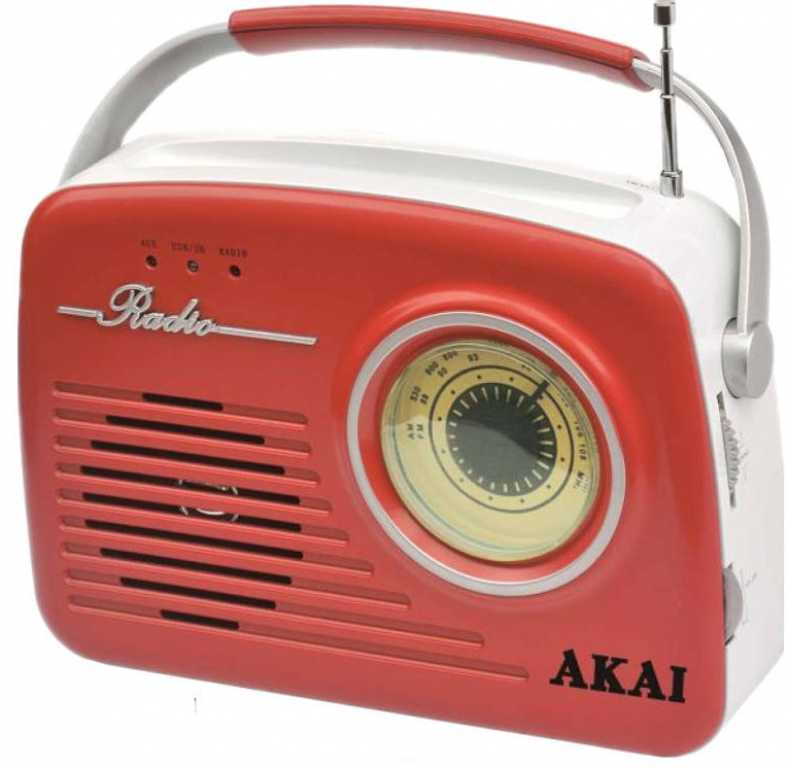 Akai APR-11R Radio